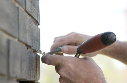 Joints et mastic pour une finition de construction